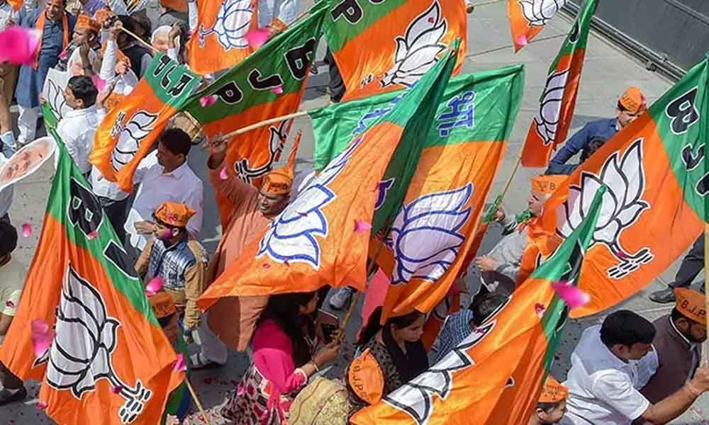 BJP tops political advertisers chart on Google, rival Congress ranked 6th