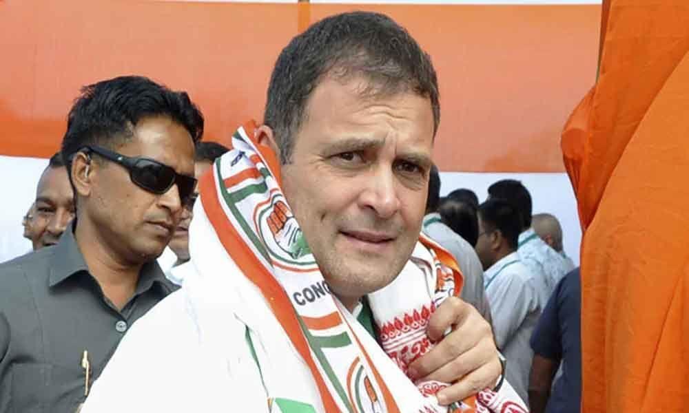 Rahul Gandhi to file nomination from Wayanad in Kerala today