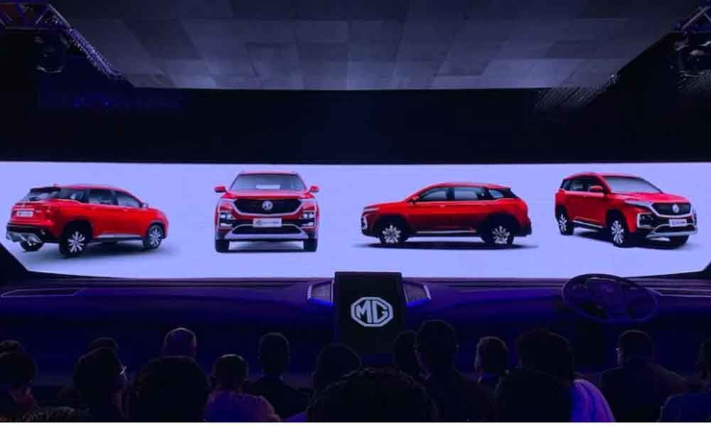 Indias first Internet-Connected SUV, launching in June