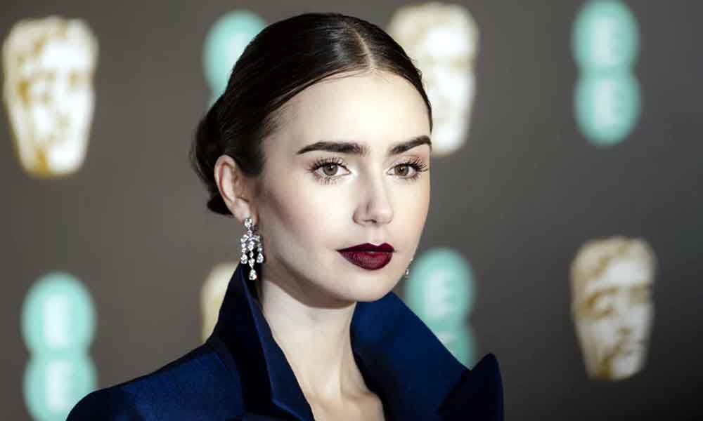 Lily Collins to headline Paramount Network
