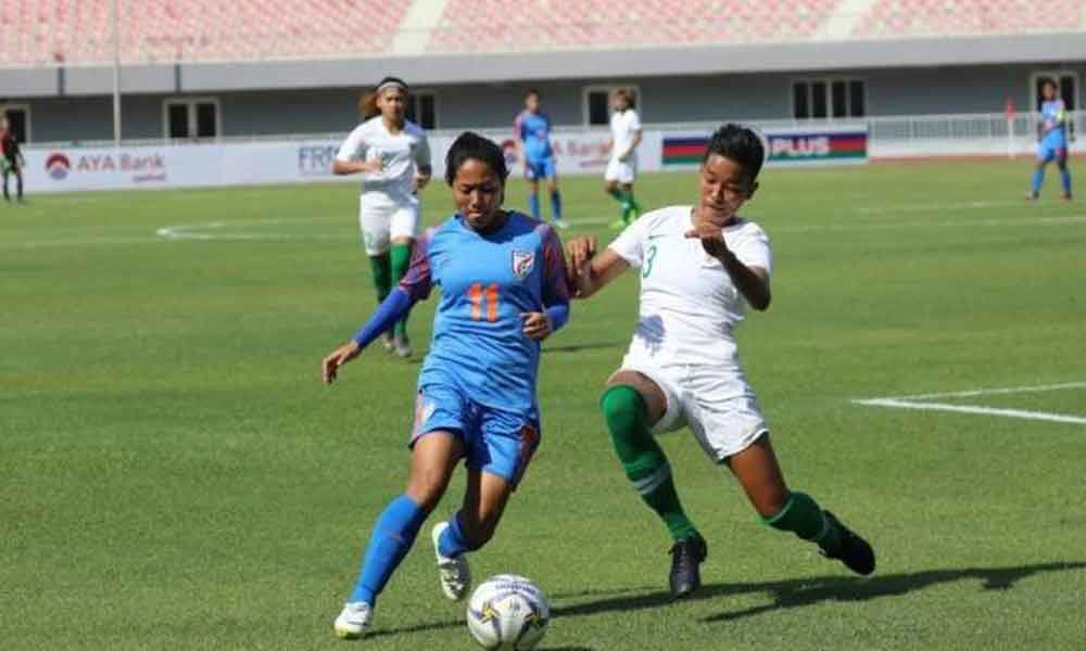 This team can match any opposition in fitness: Women
