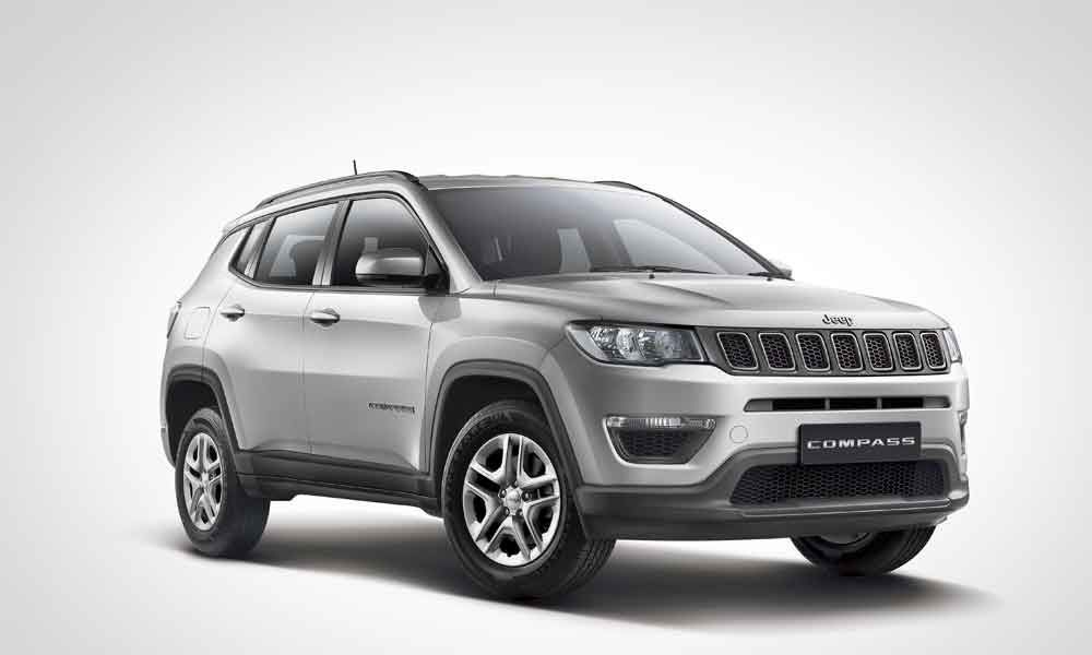 Jeep Compass Sport Plus launched
