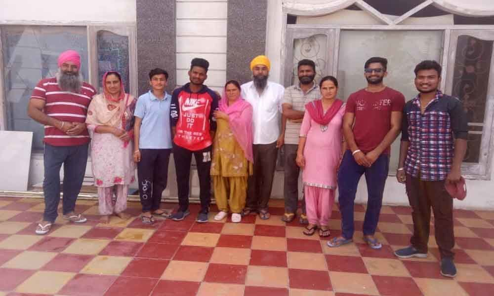 I am blessed with two families now, says Dinesh Jena