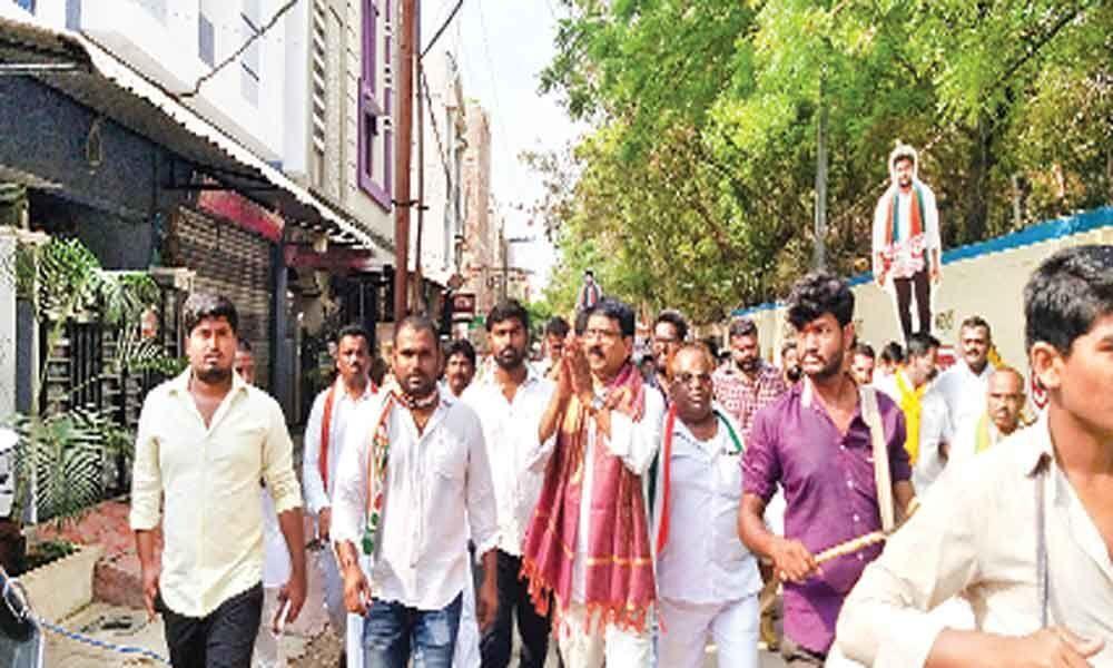 Ragidi urges voters to back Revanth