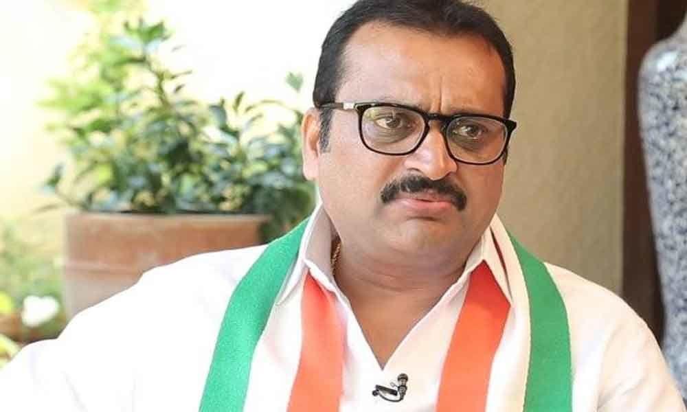 Bandla Ganesh bids adieu to politics
