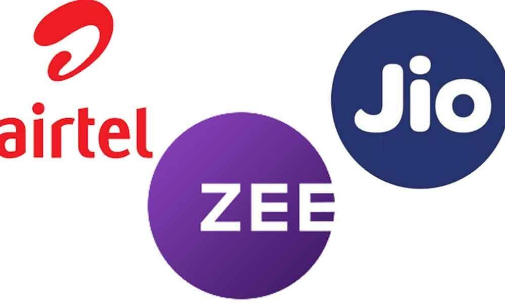 Jio and Airtel to face-off for Zee Entertainment stake: Report