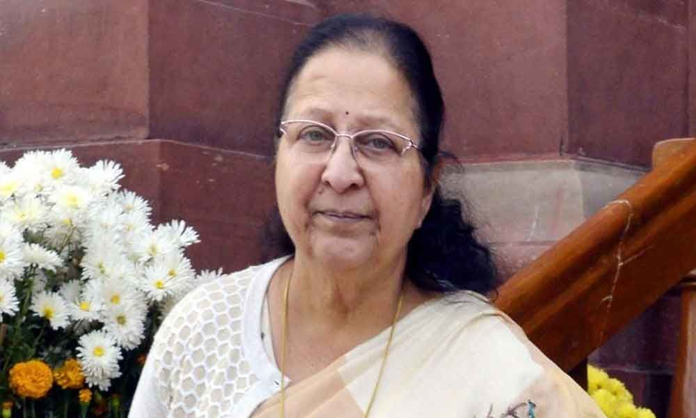 Sumitra Mahajan not to contest Lok Sabha polls says has freed party to make its choice