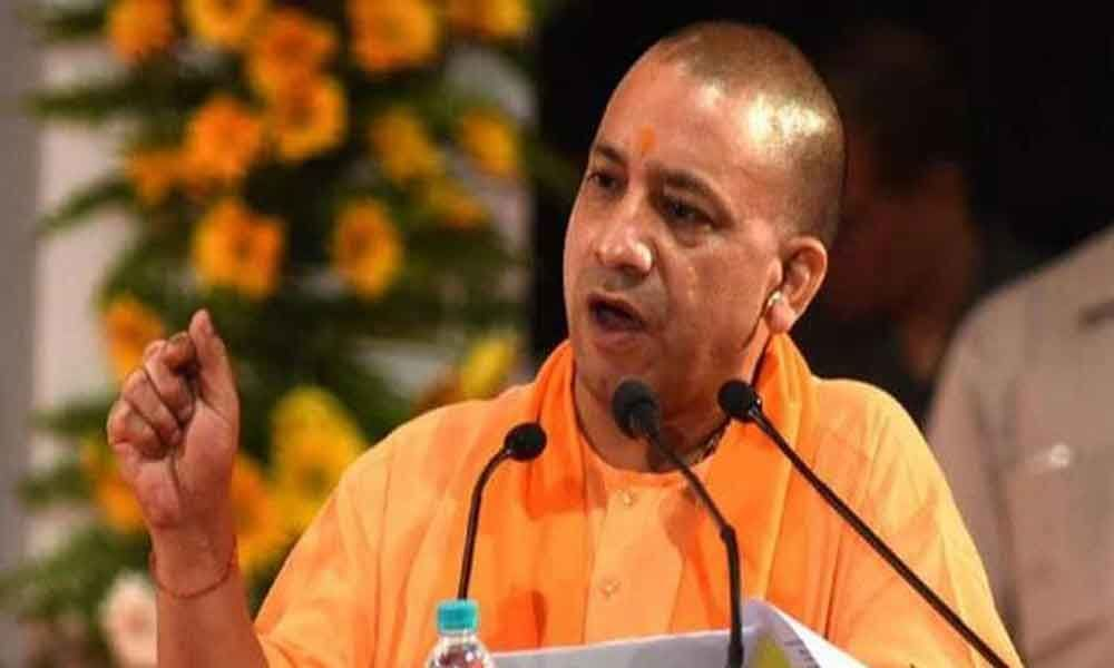 Muslim League is virus, Congress infested with it: Yogi Adityanath