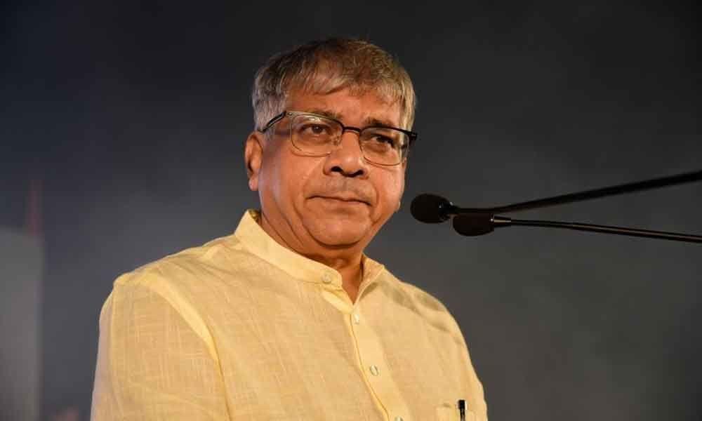 Prakash Ambedkar calls Modi a