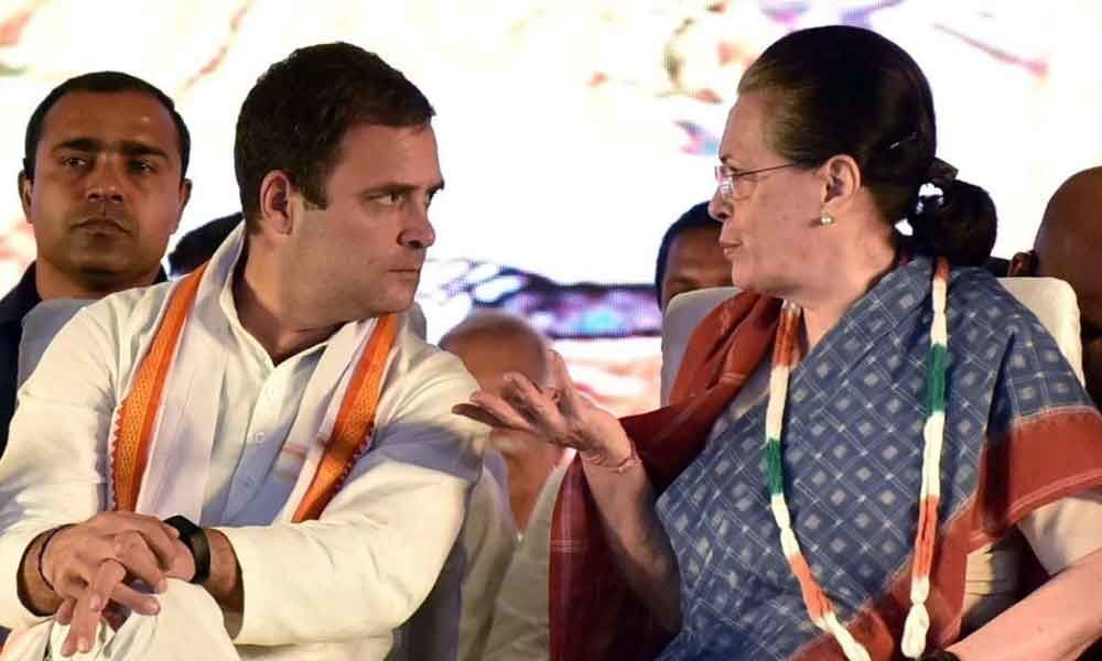 Rahul nomination from Amethi April 10, Sonia from Rae Bareli Apr 11