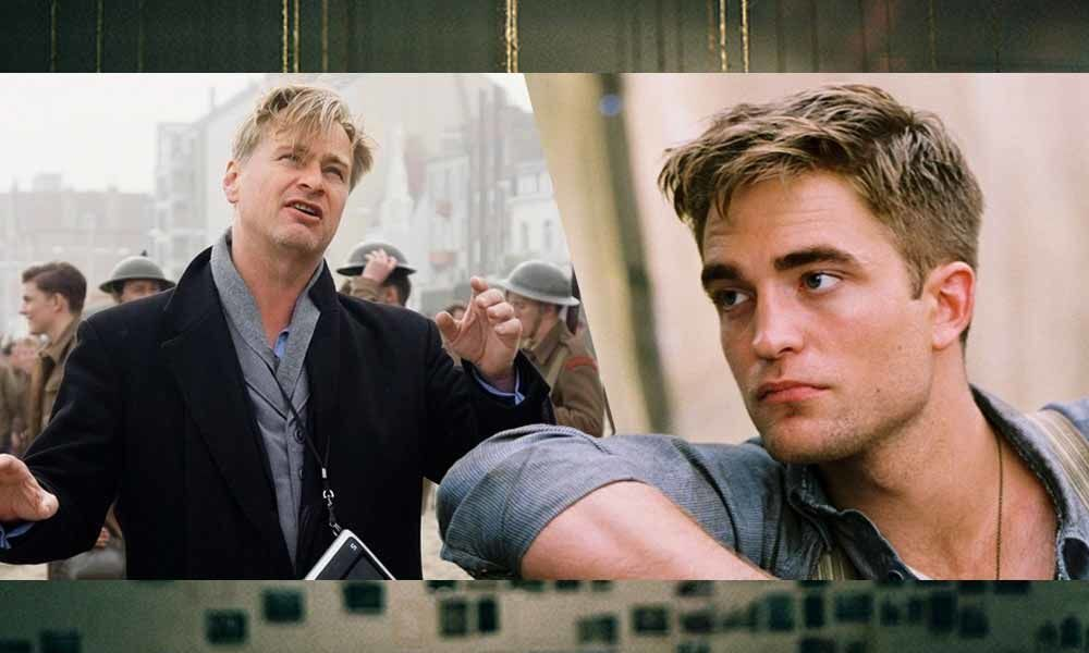 Christopher Nolans new film is unreal: Robert Pattinson