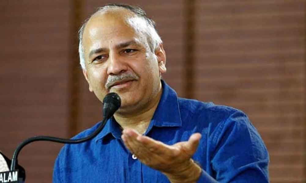 Government does not agree to the proposal when model code of conduct: Sisodia