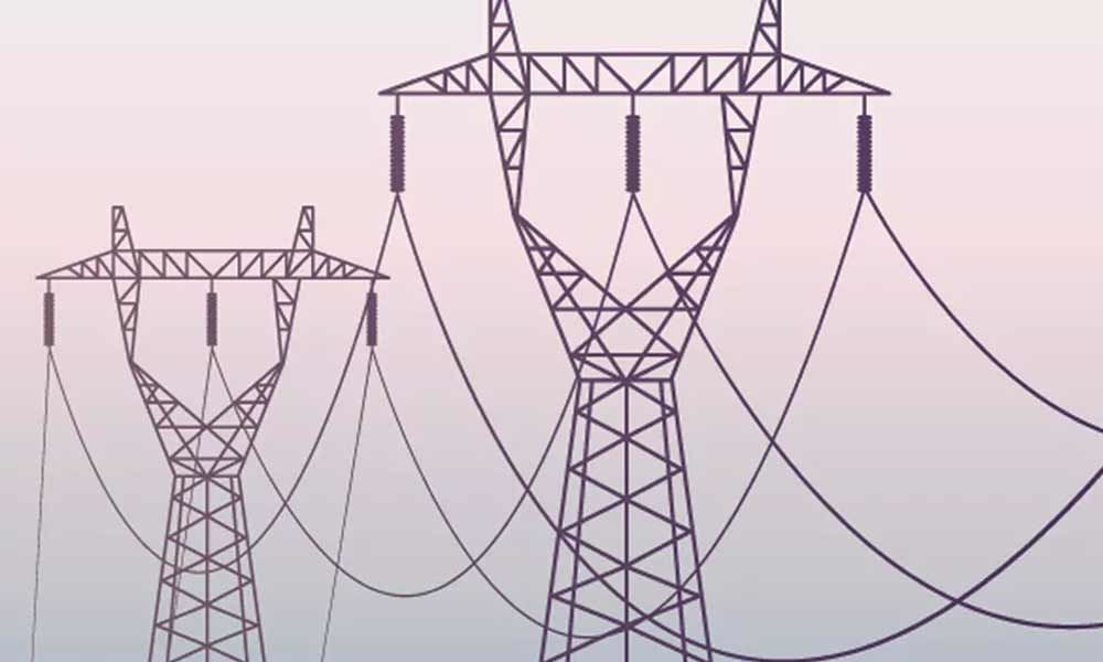 Average spot power price falls 22% in March