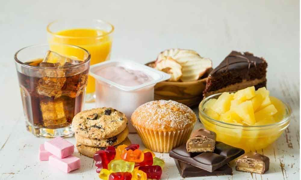 Sugar-sweetened foods may not lift your mood