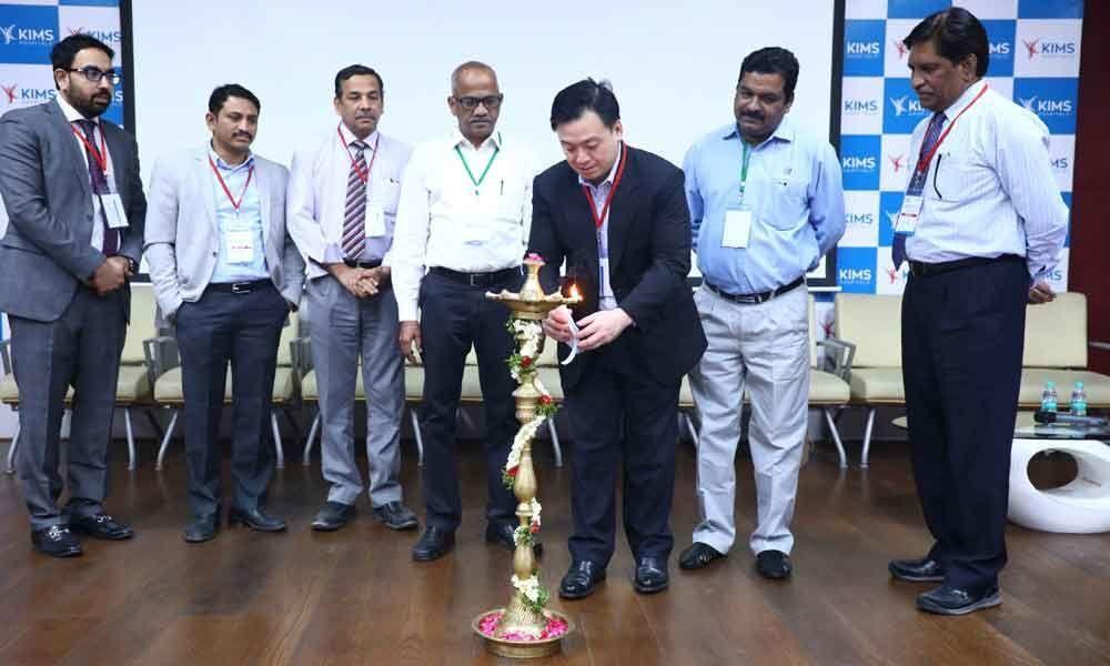 Meet on total knee replacement held