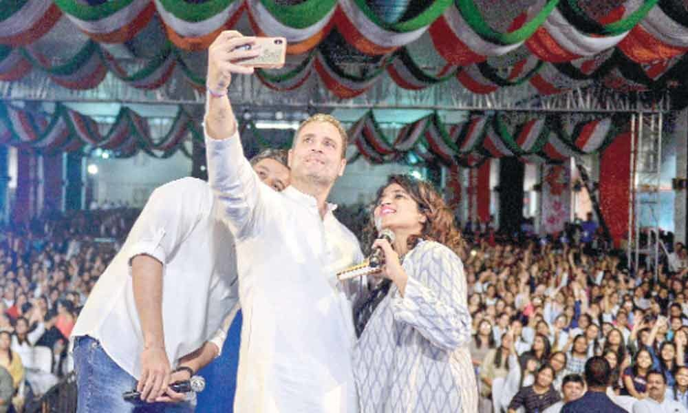No burden on middle class to fund Nyay: Rahul