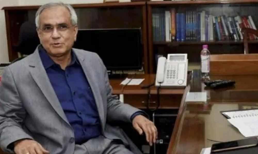 NITI Aayog VCs remarks against Congs NYAY violated poll code: EC