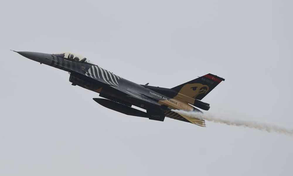 IAF sticks to its stand after US report says none of Pak F-16 jets missing
