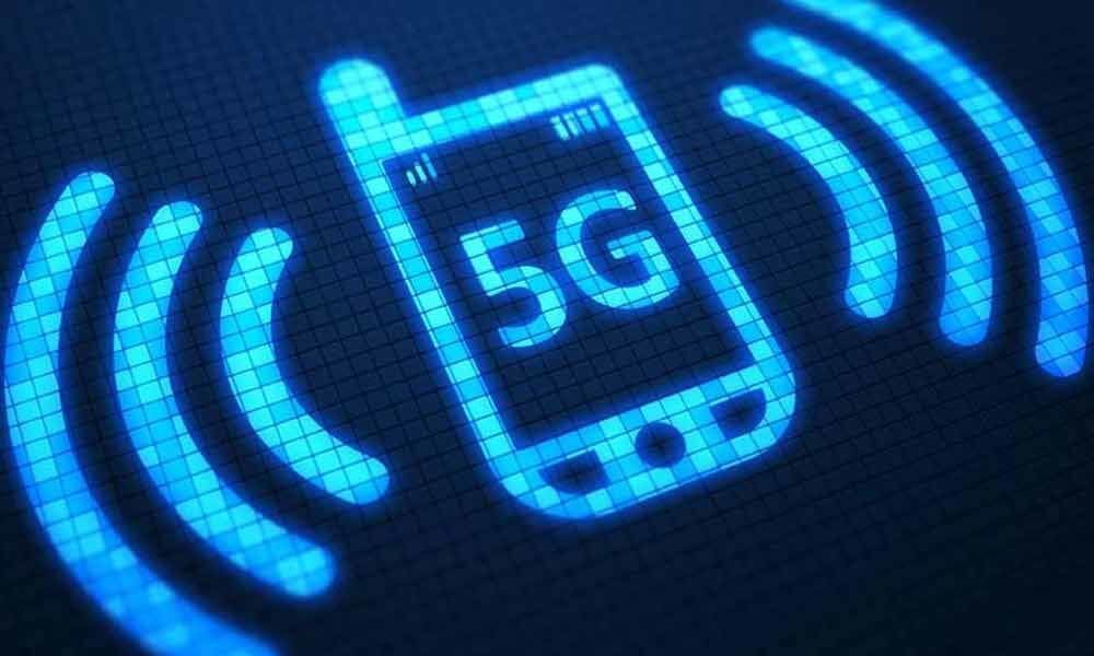 Who launched the first 5G?
