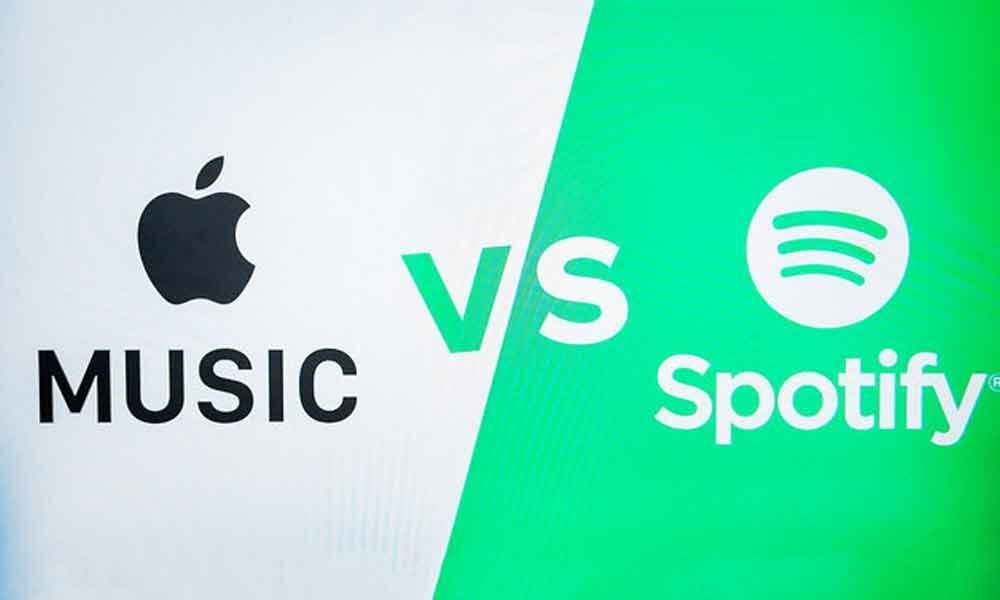 Apple Musics US subscriber count overtakes Spotify