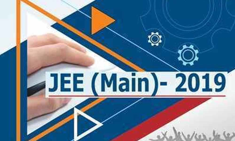 JEE Main 2019 April exam to commence from tomorrow