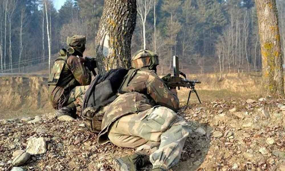 Two terrorists killed in J&K