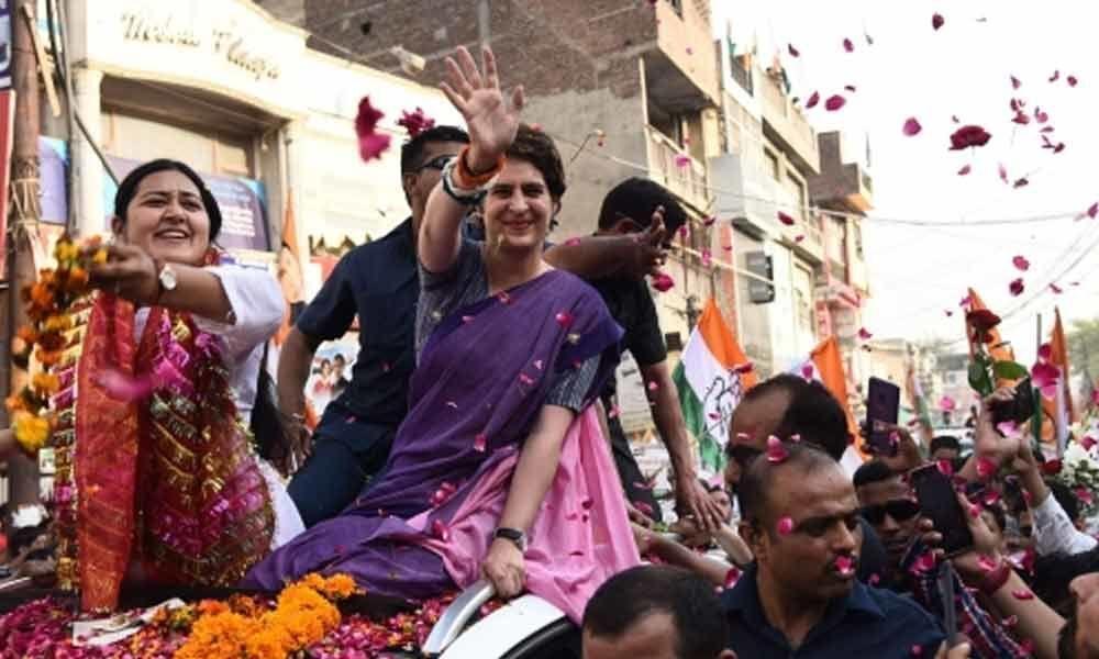 BJP leaders selective in respecting martyrs, not patriots: Priyanka Gandhi
