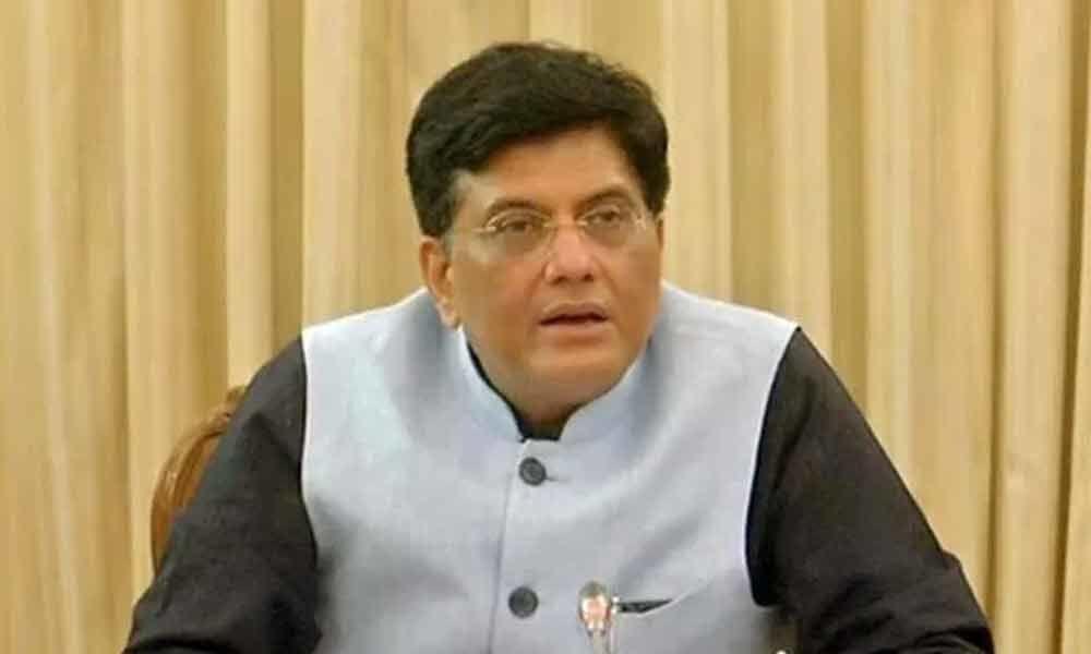 Piyush Goyal attacks Rahul on LK Advani comment, says Cong degrading politics