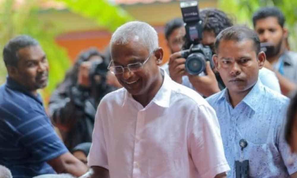 Maldives votes for Parliament