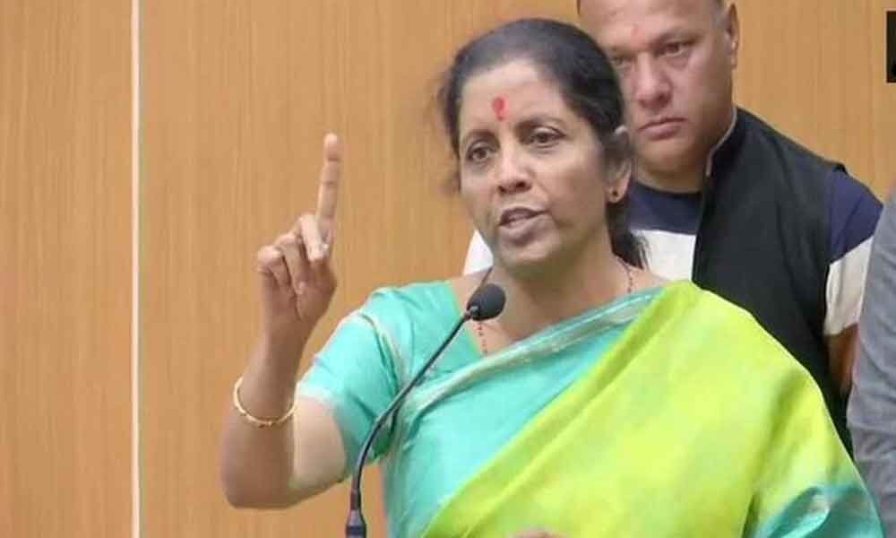 Pakistan not interested in eliminating terrorism: Nirmala Sitharaman