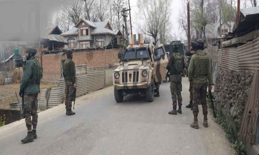 Ban on civilian vehicles imposed in J&K for safe passage of security convoys