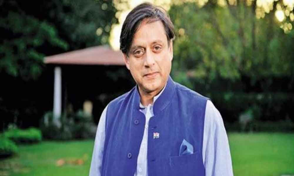 Will PM have the courage to fight from Kerala, Tamil Nadu?: Shashi Tharoor