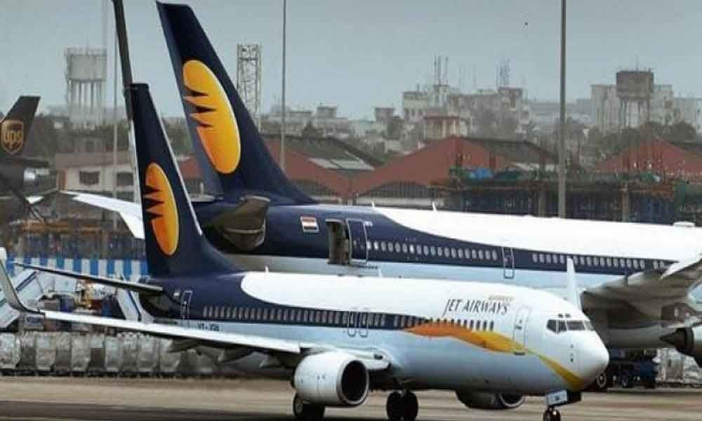 The bidding process for Jet Airways likely to begin from April 8