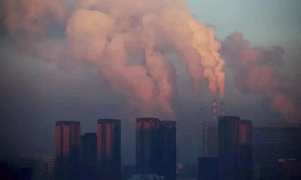 Rising air pollution