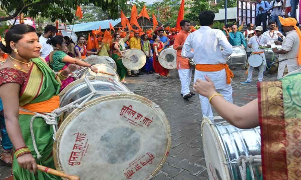 The Maharshtrian fest
