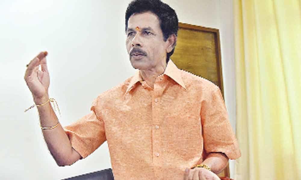 Chevella BJP contestant Janardhan is confident of win