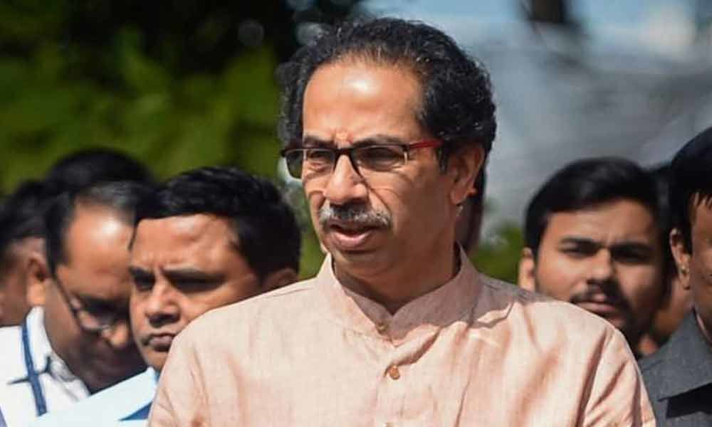 Will not let Rahul Gandhi come to power by supporting traitors: Uddhav Thackeray