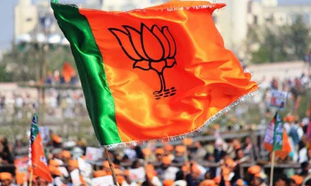 BJP to release manifesto for  Lok Sabha polls 2019 today