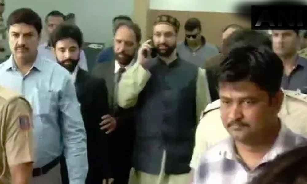 Mirwaiz Umar Farooq to appear before NIA in terror funding case