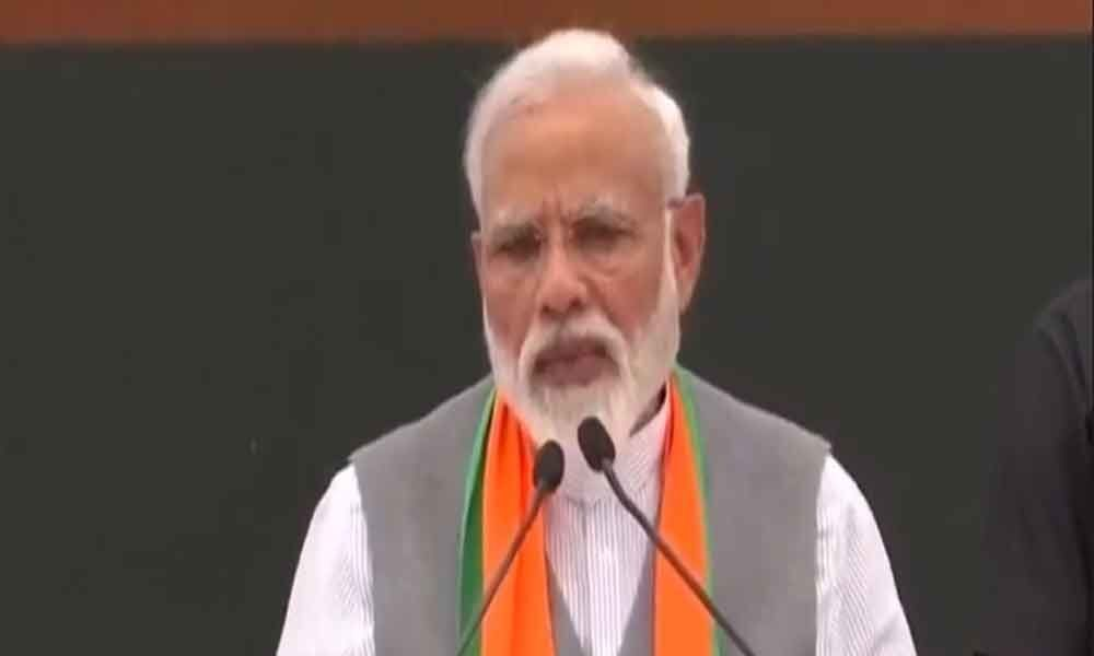 India must try to be a developed nation by 2047: Modi
