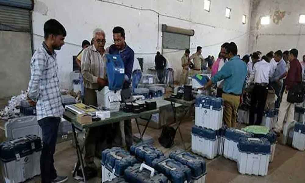 Supreme Court directs Election Commission to increase random checking of VVPAT slips