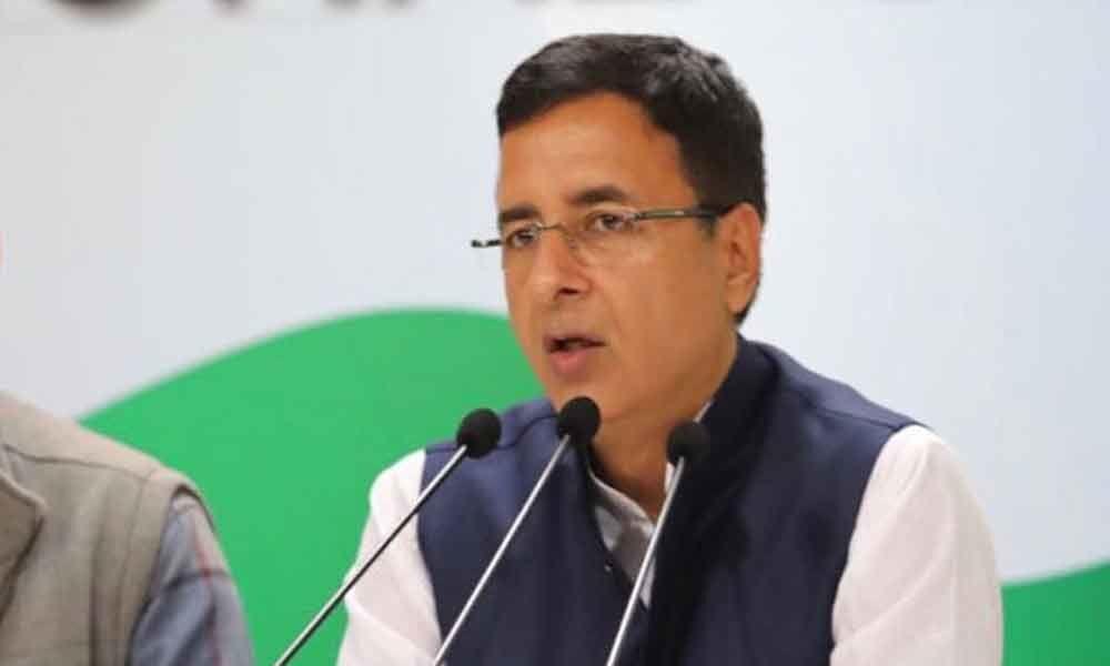 Jobs, black money missing in BJP manifesto: Congress