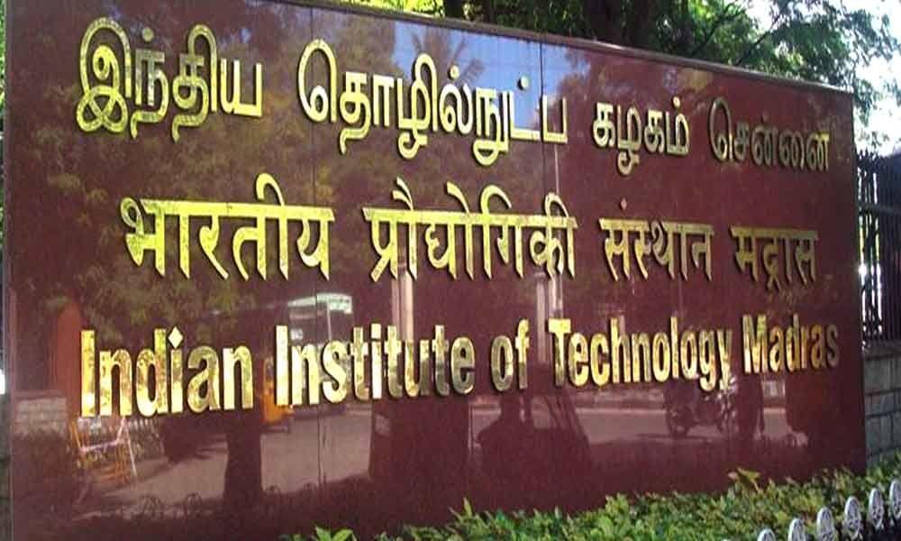 IIT-Madras tops HRD