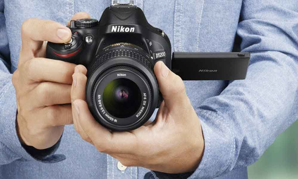 DSLR basics for beginners