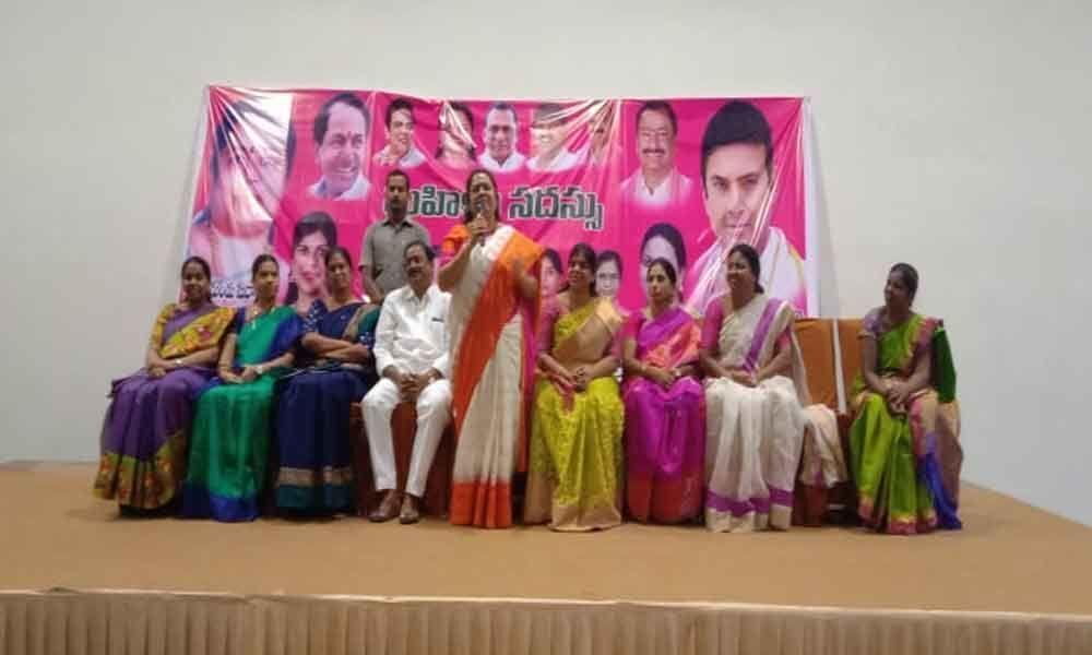 Telangana govts priority is women empowerment: Sudharani
