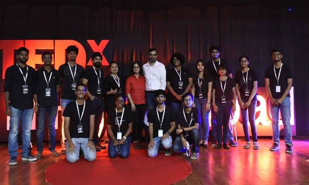 TEDx talks at IIT-H conclude