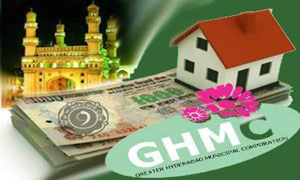 GHMC property tax collection soars under early bird scheme