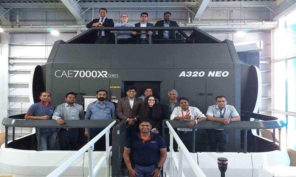 Flight Simulation Technique Centre gets India