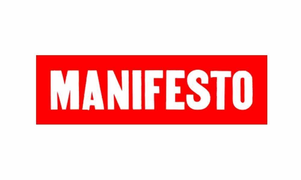 The manifesto imbroglio
