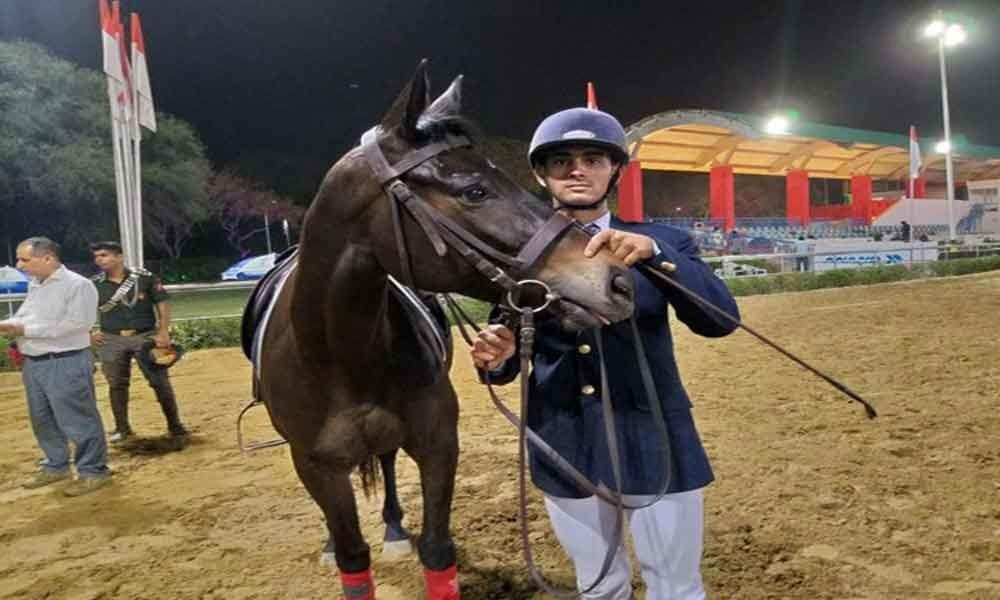 Sport Horse Nation Spotlight: Young Rider Dreams